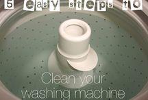 Cleaning Ideas / by Gwendolyn Schmeits Kellen
