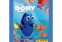 Finding Dory / Merchandize based on Finding Dory.
