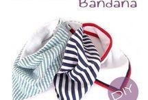 baberos bandana