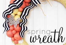 Spring Holiday Crafts, Decor, and More / Easter, Spring, crafts and home decor for the season / by Samantha Tatum