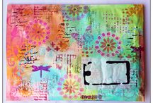 Mail Art by Mina