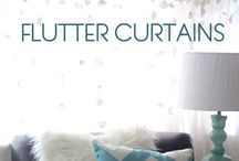 Curtains and DIY