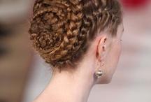 Koka hair