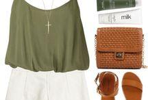 Summer fashion ☀️