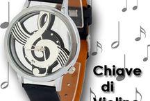Chiave di Violino / #chiavediviolino #musica #orologi