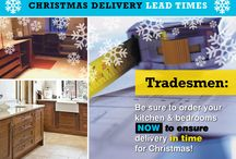 Christmas offers / Now is the time for the trade to place their Christmas orders to ensure delivery in time for Christmas