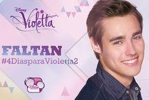 Violetta Disney