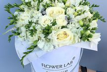 букеты и цветы