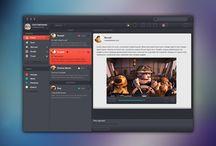 UI/UX/WEB / User interface