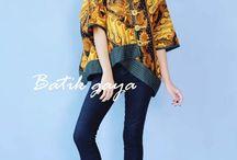 batik moderent