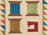 ALLPEOPLEQUILTS / LOTS OF FREE PATTERNS, LOVE THEM ALL / by Dorte Rasmussen.Denmark