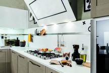 Cucina moderna Oyster - Modern kitchen / Cucina moderna modello Oyster di Gicinque