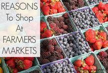 Farmers Market Tips / Farmers Market Tips