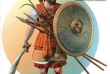 Phoenician soldier / Phoenician history