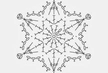 snowflake crohet