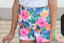 Summer sewing ideas / Inspiration for summer sewing