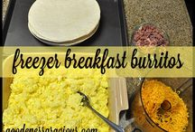 Breakfast Dishes