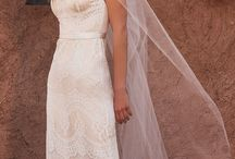 Lace, Lace, Lace! / Delicate, feminine, bold and head-turning. All kinds of lace wedding dresses!
