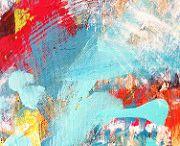 Arte Abstracto Acrílico&Tela
