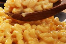 Macaroni -spageti sheese
