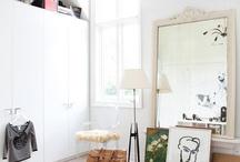 Dressing room / Beautiful dressing room
