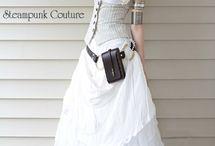 kato / steampunk girl fashion