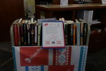 Winter Reads 2016 / Displays for the Winter Reads program