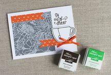 Paper Pumpkin from Stampin' Up! / Monthly Paper Pumpkin kits