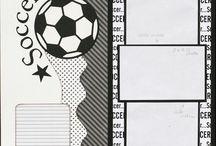 Sports layouts