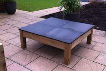 home table paver