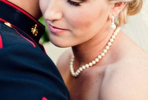 Semper Fi Weddings / I served in the Marines so I love Marine Corps wedding pictures.
