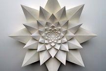 Estrelas de papel - IDEIAS