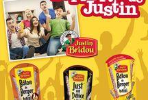 Inspiration Supporter de Justin Bridou - Very Good Moment / Partagez avec vos amis un moment de convivialité avec Justin Bridou et devenez supporter de Justin. Au programme: du partage, du saucisson et des émotions !