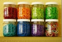 Loom-a-licisious  / Rainbow loom tutorials