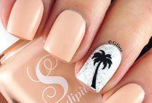 Hawaii nails/toes