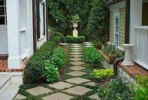 outdoor walkways