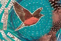 Inspiring textile design and textile art
