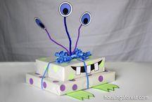 Operation Birthday / Creative ideas for kids' birthday parties