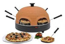 Pizzaofen für 6 Personen