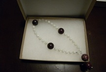 Anglican Prayer Beads / Can be custom made with your favorite color/stone, etc