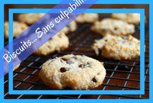Biscuits Paléo