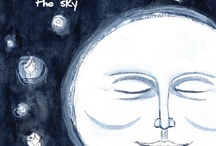 Love is the Moon , the Stars and the Sky by Kathy Walsh / This books just simply talks about LOVE and how the more you feel it and put it into the universe the more love comes back to you. My intention with my Spiritually Savvy Kids Book series is to give children the tools to live a more peaceful life.