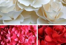 paper flower and not only