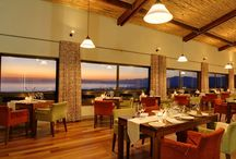 Wine and Dine / Experience the finest contemporary cuisine in a world-class setting surrounded by exquisite natural beauty. Take in the magnificent panoramic views of Walker Bay and the mountainous planes of pristine fynbos while friendly staff tend to your every culinary desire. And the best part... it's all included in your board. / by Grootbos Private Nature Reserve