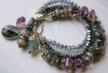 Jewelry - Bracelets - multi strand / by Stephanie Black