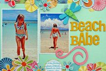 Scrapbooking/Beach / by Suzanne Timon
