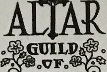 Altar Guild of Trinity / The Altar Guild creates beauty not only on the altar but in other areas of Trinity church.