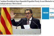 Independència 2015 / Articles, imatges i notícies sobre la independència de Catalunya