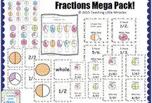 Math - Fractions
