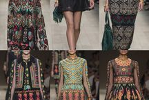 modern folk/ethnic/tribal prints